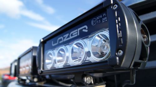 Lazer Lamps - High performance LED lighting